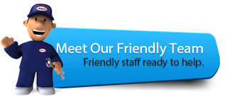 Meet our Friendly Team
